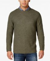 Weatherproof Vintage Men's Big and Tall Sweater, Classic Fit
