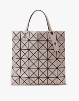 Bao Bao Issey Miyake Lucent Frost Pouch in Khaki
