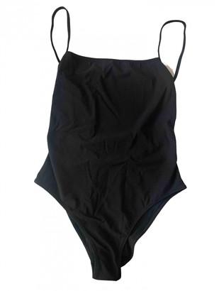 Lido Black Lycra Swimwear