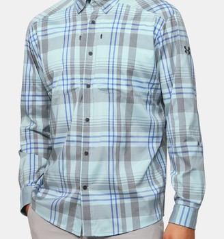 Under Armour Men's UA Tide Chaser 2.0 Plaid Long Sleeve