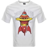 Billionaire Boys Club Space Ship T Shirt White