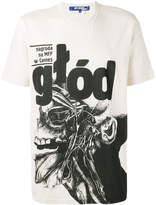 Junya Watanabe printed T-shirt