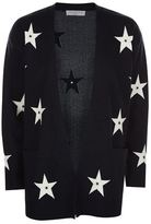 Sandro Boris Star Cardigan