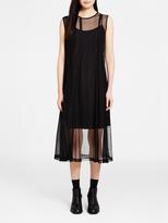 DKNY Pieced Lace Dress
