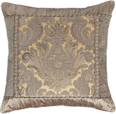 "Dian Austin Couture Home Winter Twilight Damask-Center Pillow, 19""Sq."