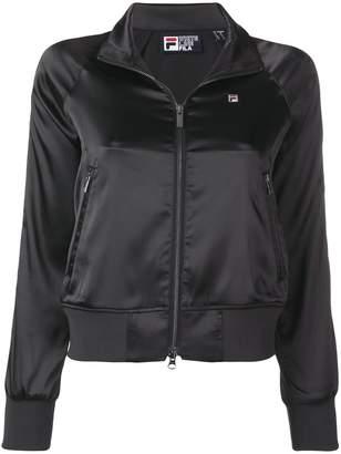 Fila Satin Sports Jacket