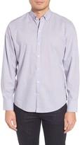 Zachary Prell Drozdov Plaid Classic Fit Shirt