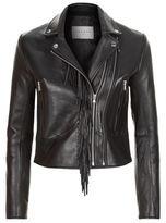 Sandro Manchester Biker Jacket