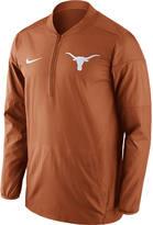 NIKE TEAM Men's Nike Texas Longhorns College Lockdown Quarter-Zip Jacket