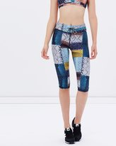 The Upside Patchwork Power Pants