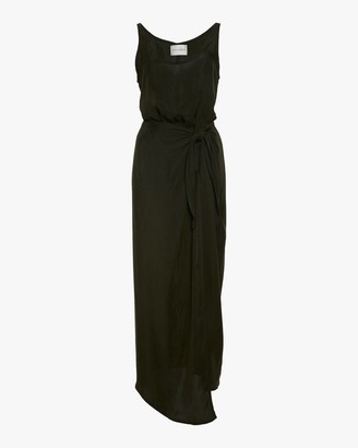 Anémone The D.K. Wrap Maxi Dress