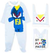 Fendi Bag Bugs printed pyjama set