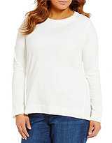 Westbound Plus Crew Neck Tunic