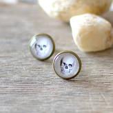JuJu Treasures Skull Earrings
