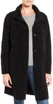 Velvet by Graham & Spencer 'Lux' Reversible Faux Shearling Coat