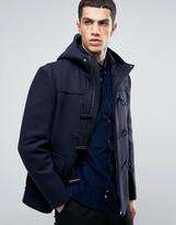 Celio Wool Duffel Coat