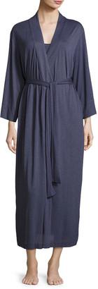 Natori Shangri-La Jersey Robe, Plus Size