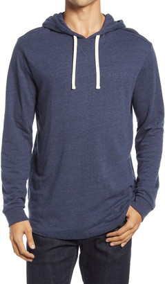 Marine Layer Double Knit Pullover Hoodie