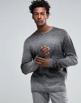 Kiomi Sweater In Tonal Stripe