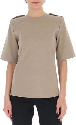 Max Mara Panelled T-Shirt