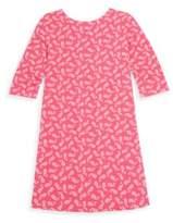 Vineyard Vines Toddler's, Little Girl's & Girl's Polka Dot Whale Dress
