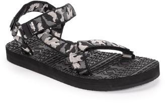 Muk Luks Men's Velcro Sandals - Tristian