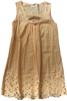 La Perla Orange Cotton Dresses