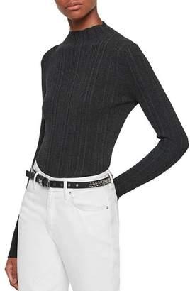 AllSaints Karla Rib-Knit Sweater