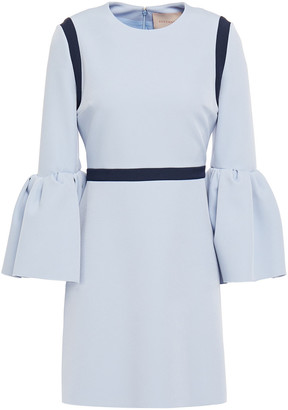 Roksanda Fluted Cady Mini Dress