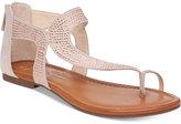 Jessica Simpson Kaarna Toe-Loop Flat Sandals