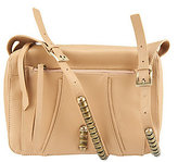 Kelsi Dagger As Is Stellan Pebble Leather Crossbody with Adj. Strap