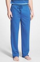Majestic International Men's Pique Cotton Lounge Pants