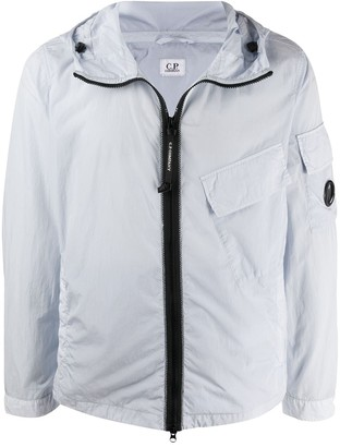 C.P. Company Lightweight Hooded Jacket