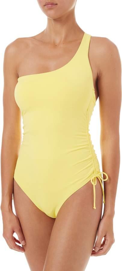 Polynesia One-Strap One-Piece Swimsuit