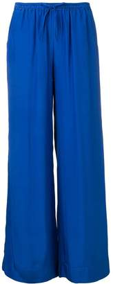 P.A.R.O.S.H. wide leg palazzo trousers