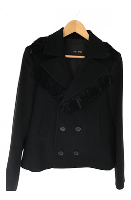 Each X Other Black Wool Jackets