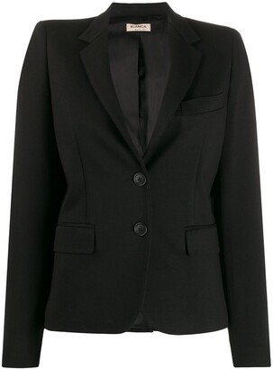 Blanca Vita Single Breasted Blazer