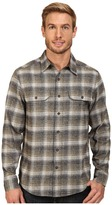 Royal Robbins Performance Flannel Long Sleeve Overshirt