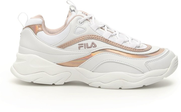 Fila Ray M Low Top Sneakers - ShopStyle