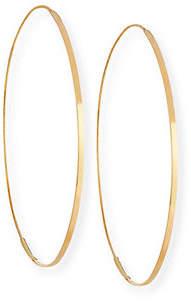 Lana Flat Magic 14K Hoop Earrings
