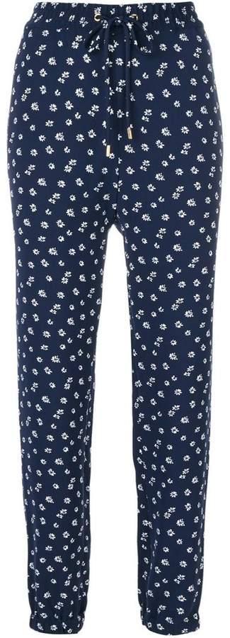 MICHAEL Michael Kors floral track pants