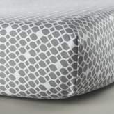 Oilo Diamond Crib Sheet