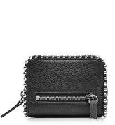 Alexander Wang Embellished Leather Wallet