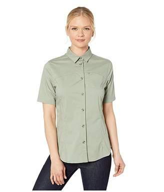Fjallraven High Coast Stretch Short Sleeve Shirt