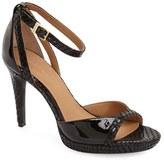 Calvin Klein Women's 'Persey' Ankle Strap Sandal