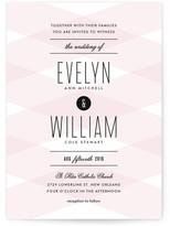 Minted Corset Wedding Invitations