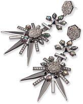 Kendra Scott Isadora Statement Earrings in Midnight