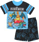 AME Sleepwear Pokemon Pikachu and Friends Ready For Battle Pajamas for boys