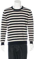 A.P.C. Striped Wool Sweatshirt