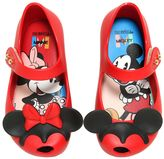 Mini Melissa Scented Mickey Mouse Melflex Flats